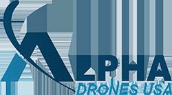 Alpha Drones USA Logo