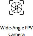 drone wide-angle fpv icon